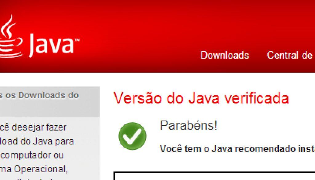 java _atualizado