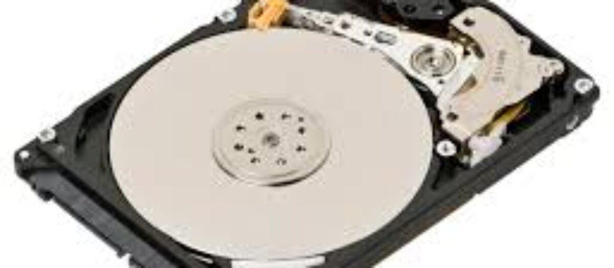 Limpeza de disco do computador