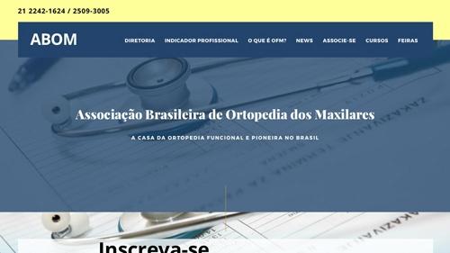 Associação Brasileira de Ortopedia dos Maxilares