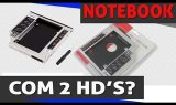 Dois hds em um só notebook?