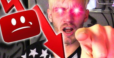 Yotuber mais famoso do mundo perde Dinheiro do Youtube e da Disney