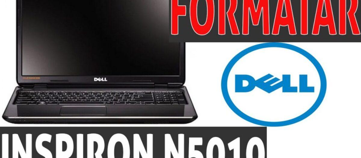 Formate seu Dell 5010 em menos de 1 Hora!