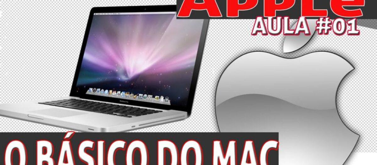 Aula Grátis de Mac Os – Básico do sistema #71
