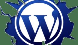 wordpress logo png image