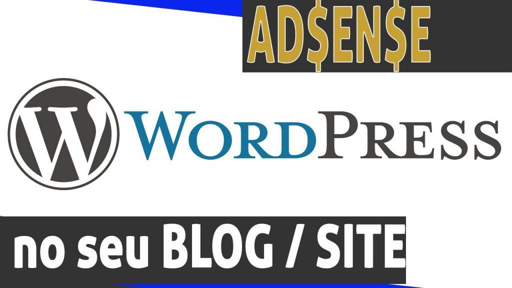 como colocar adsense num site?