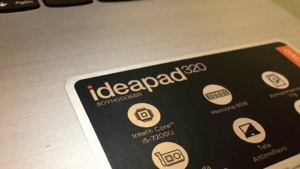 ideapad 320 como entrar na bios?