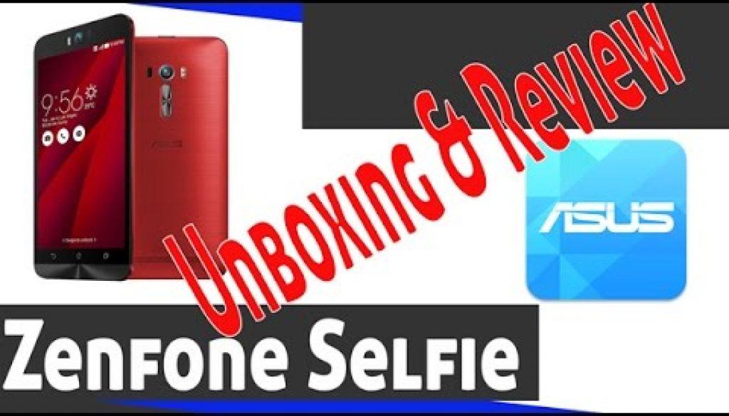 Analise e primeiras impressões sobre o Asus Selfie