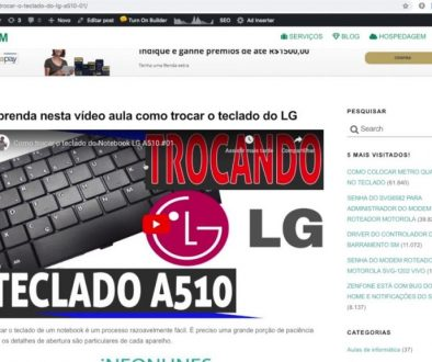 Aula Adsense + WordPress