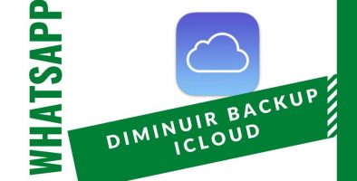 Como limpar espa co no iPhone diminuindo o backup do Whatsapp no iCloud