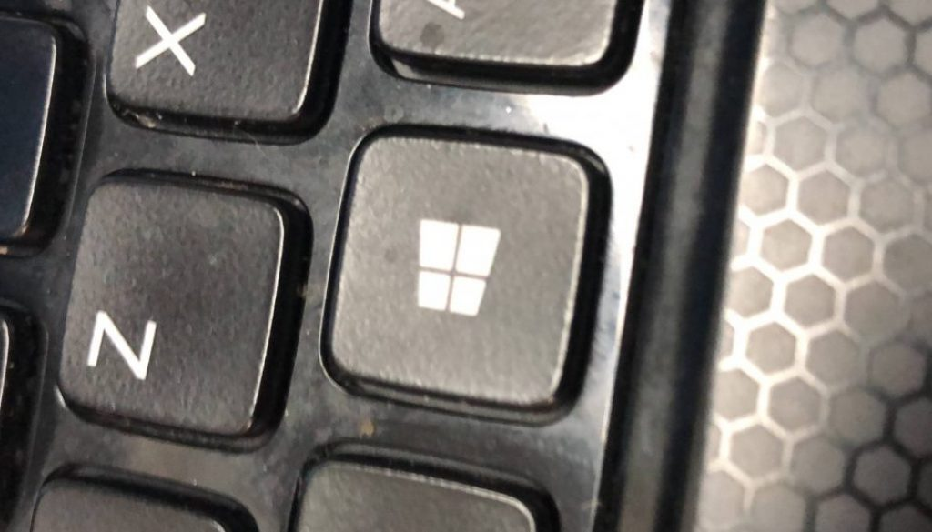 teclas windows teclado