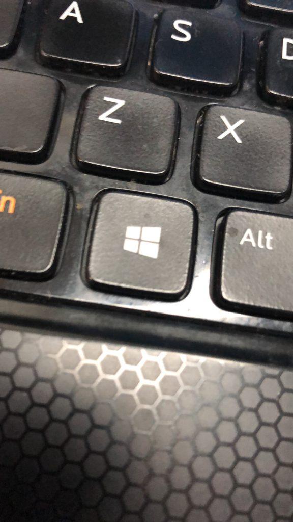 botão windows