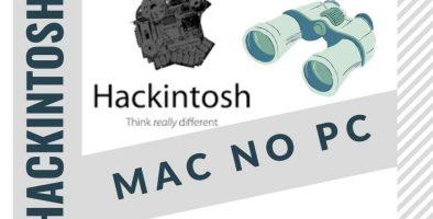 hackintosh:Veja um pc rodando Mac Os
