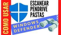 como usar windows defender