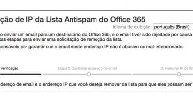 bloqueio e-mail hotmail e office 365 de receber