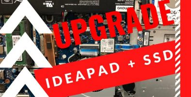 Upgrade lenovo ideapad ssd 240 gb