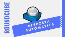 Como adicionar mensagem automática no webmail Roundcube