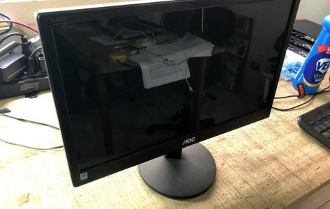 Monitor Aoc Modelo E1670 Seminovo